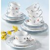 Seltmann Weiden Sonate 20-Piece Porcelain Coffee Service Set