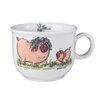 Seltmann Weiden Compact Piggeldy and Frederick 0.21L Coffee Cup