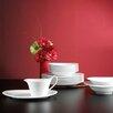 Seltmann Weiden 16-tlg. Geschirr-Set Top Life White aus Porzellan