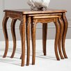 Gallery D Articles 3 Piece Nest of Table