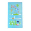 East Coast Froggy Friends Temperature Change Bath Mat