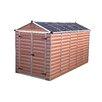 Palram Skylight 6 x 12.6 Plastic Storage Shed