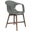 Redi Flick Dining Chair with Dark Wooden Legs by Archirivolto