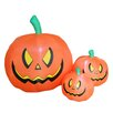 BZB Goods Halloween Inflatable Pumpkins