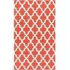 Artistic Weavers York Orange Geometric Olivia Area Rug