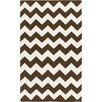 Artistic Weavers York Brown Chevron Pheobe Area Rug