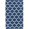 Artistic Weavers Vogue Blue Geometric Everly Area Rug