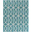 Artistic Weavers Holden Zoe Teal//Ivory Area Rug