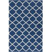 Artistic Weavers Vogue Elizabeth Blue & Ivory Area Rug