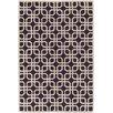 Artistic Weavers Transit Madison Purple/Ivory Area Rug