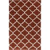 Artistic Weavers Holden Finley Rust/Ivory Area Rug
