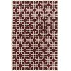Artistic Weavers Transit Madison Red/Ivory Area Rug