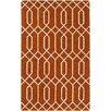 Artistic Weavers Impression Ashley Hand-Tufted Orange Area Rug