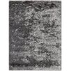 AMER Rugs Elements Neon Dark Gray Area Rug