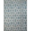 AMER Rugs Kimaya Steel Blue Area Rug