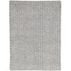 AMER Rugs Bella Hand-Tufted Silver Area Rug
