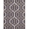 AMER Rugs Helena Hand-Tufted Dark Gray Area Rug