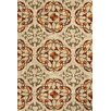 Jaipur Rugs Barcelona Red/Taupe Tribal Indoor/Outdoor Area Rug