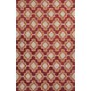 Jaipur Rugs Catalina Red/Orange Geometric Indoor/Outdoor Rug