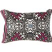 Jaipur Living Traditions Made Modern Tribal Pattern Lumbar Pillow