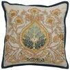 Jaipur Living Dekota Damask Pattern Cotton Throw Pillow