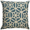 Jaipur Living Dante Geometric Pattern Throw Pillow