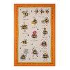 Ulster Weavers 74 cm x 48 cm Geschirrtuch Bees