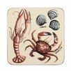 Ulster Weavers Fresh Shellfish Coaster (Set of 4)