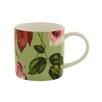 Ulster Weavers Rosa Chinensis Straight Sided Mug (Set of 4)