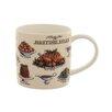 Ulster Weavers Christmas Feast Mug (Set of 4)
