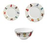 Ulster Weavers Catwalk 24 Piece Dinnerware Set