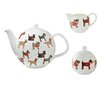 Ulster Weavers Hound Dog 3 Piece Bone China Tea Set