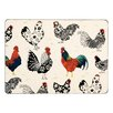 Ulster Weavers Rooster Placemat (Set of 16)