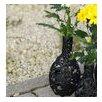 Truly Minka Metal Lace Tessa Vase
