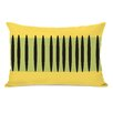 One Bella Casa Kalia Aztec Stripes Lumbar Pillow