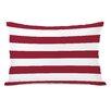 One Bella Casa Stars and Stripes Reversible Lumbar Pillow