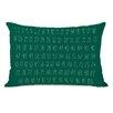 One Bella Casa Numbers Lumbar Pillow