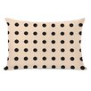 One Bella Casa Penny Polka Dots Throw Pillow