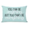 One Bella Casa Anything Everything Throw Pillow