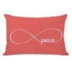 One Bella Casa Infinite Peace Lumbar Pillow