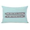 One Bella Casa Failure To Try Lumbar Pillow