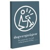 One Bella Casa Doggy Decor Dogvernugen Graphic Art on Wrapped Canvas