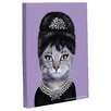 One Bella Casa Pets Rock Breakfast Graphic Art on Wrapped Canvas