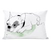 One Bella Casa Frenchie Pillow