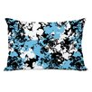 One Bella Casa Afternoon Tea Flowers Lumbar Pillow
