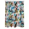 One Bella Casa NY 3 Shower Curtain