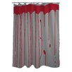 One Bella Casa Dripping Blood Shower Curtain
