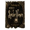 One Bella Casa Spider Venom Shower Curtain