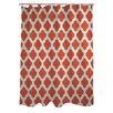 One Bella Casa All Over Moroccan Shower Curtain