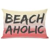 One Bella Casa Beachaholic Lumbar Pillow